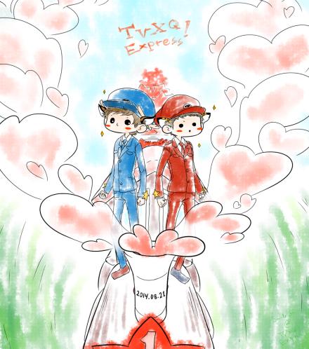 TVXQ! Express - Happy 1st Anniversary!