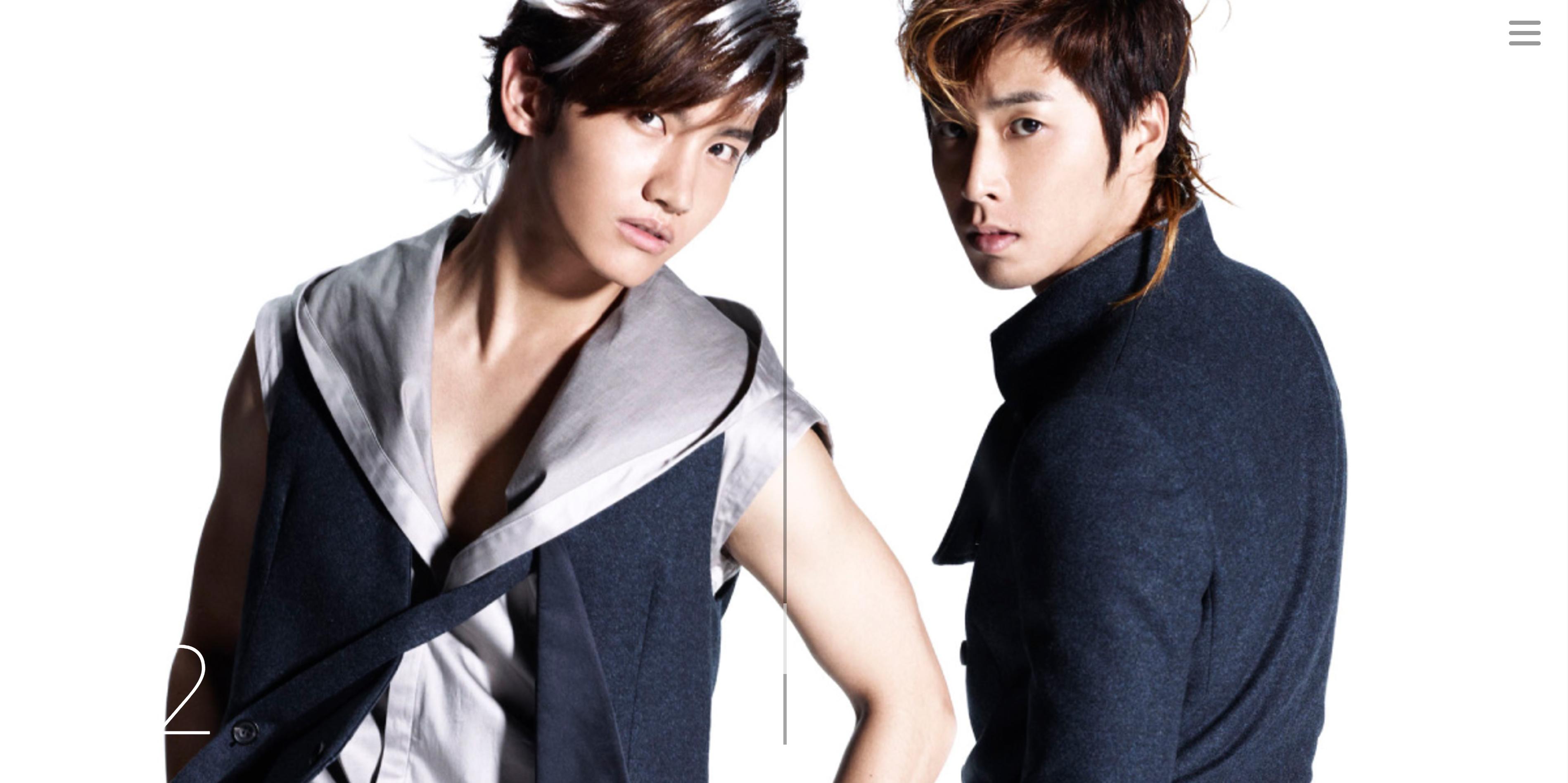 [PHOTO] 170816 Tohoshinki Official Website: D-2!!! (feat ...