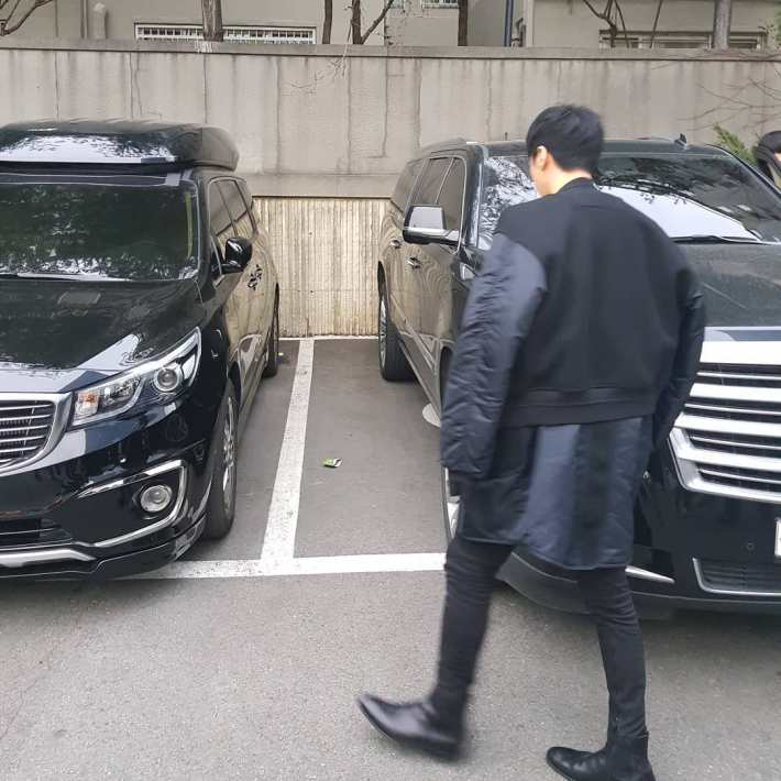 Pic Vid 180104 Yunho Went Today For A Recording At Sum